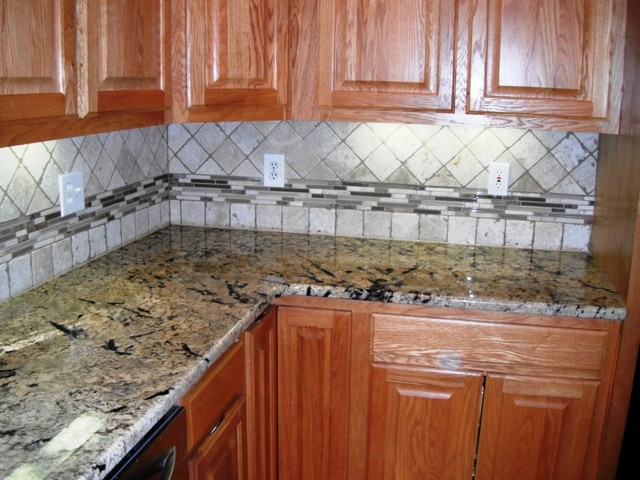 backsplash design ideas vol 2 traditional kitchen - Backsplash Design Ideas