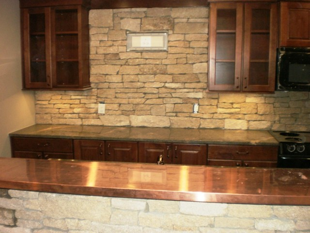 Traditional Backsplash Ideas Part - 15: BACKSPLASH Design Ideas VOL 2 Traditional-kitchen
