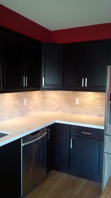 backsplash kitchen toronto by ja contracting