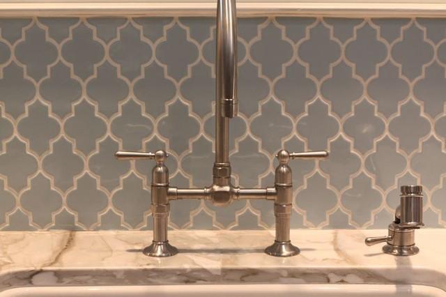 Backsplash Tile Traditional Kitchen