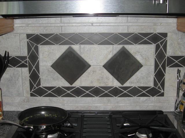 backsplash tiles contemporary kitchen