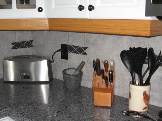 backsplash tiles contemporary kitchen toronto by