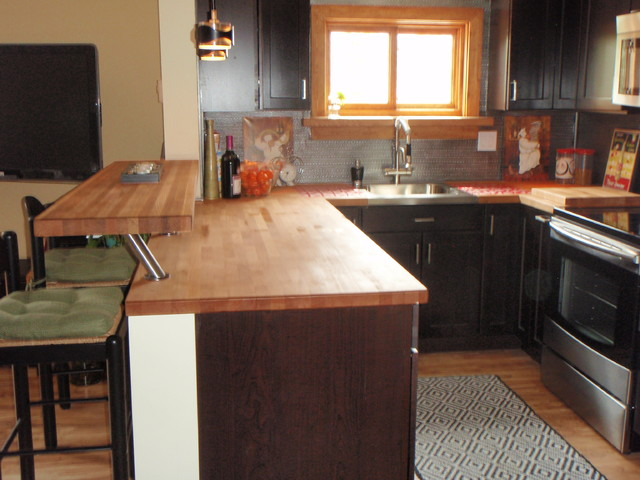backsplash wainscoting amp wall coverings transitional kitchen makeover the steen style