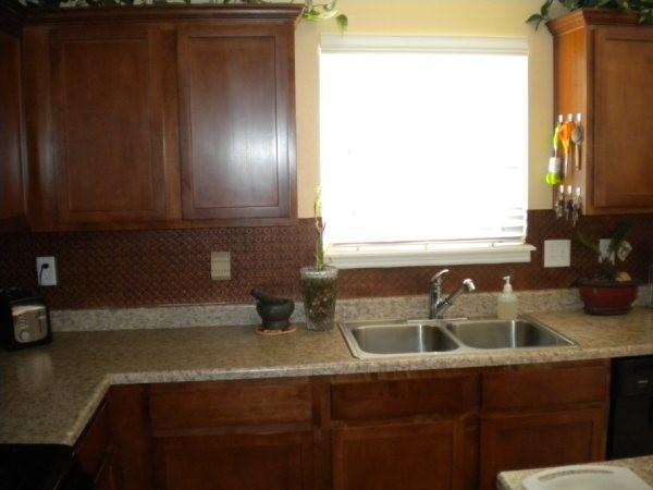 Wainscoting Kitchen