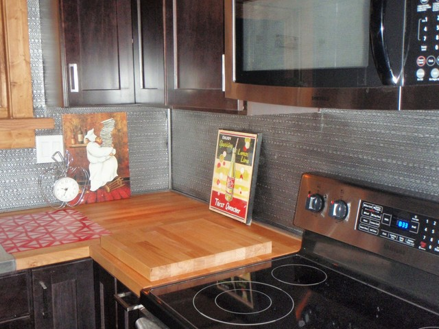 backsplash wainscoting wall coverings transitional kitchen