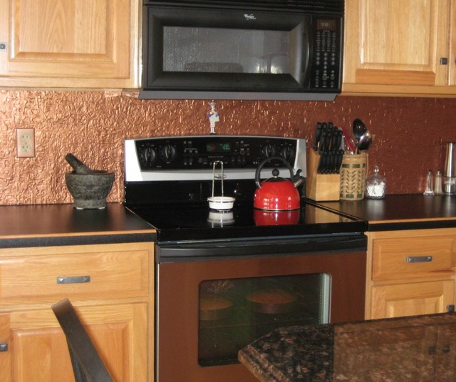Wonderful Backsplash, Wainscoting U0026 Wall Coverings   Traditional   Kitchen .