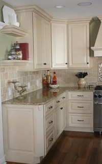 Kitchen Cabinets 63021 Of Backsplashes Transitional Kitchen Milwaukee By