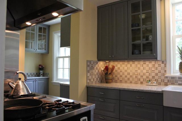 baeder kitchen modern kitchen philadelphia by. Black Bedroom Furniture Sets. Home Design Ideas
