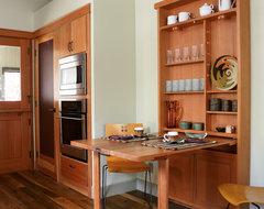 Baer Retreat contemporary-kitchen