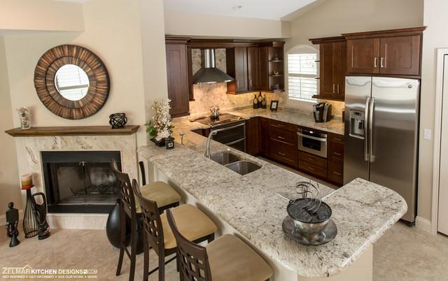 ... - Kitchen - Orlando - by Zelmar Kitchen Designs & More, LLC