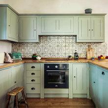 Bailie Scott House Kitchen