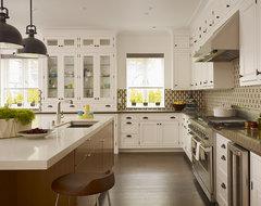 Baker Kitchen traditional-kitchen