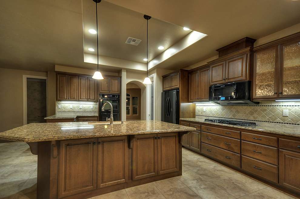 Bakersfield 3920 - Traditional - Kitchen - Other - by G.J ...