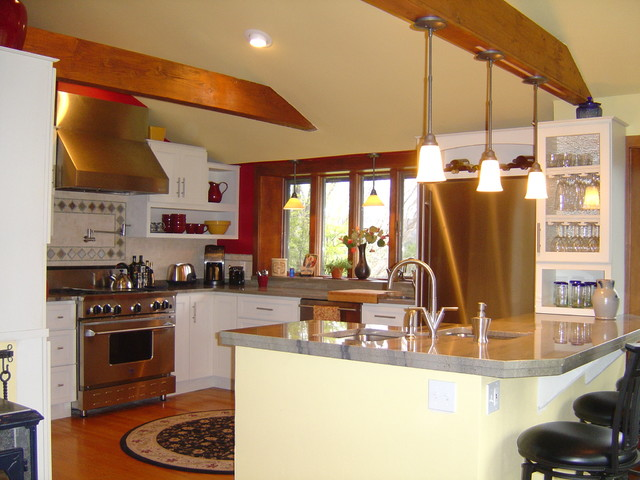 bakersfield project traditional kitchen other by