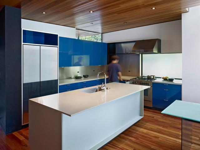 Bal House modern-kitchen