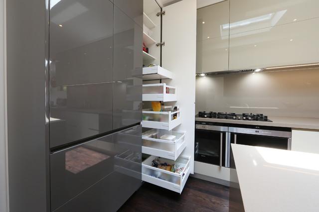 Balaclava Contemporary Kitchen Melbourne By
