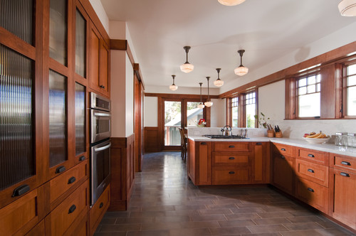 The Granite Gurus Design Style Week 10 Craftsman Style Kitchens