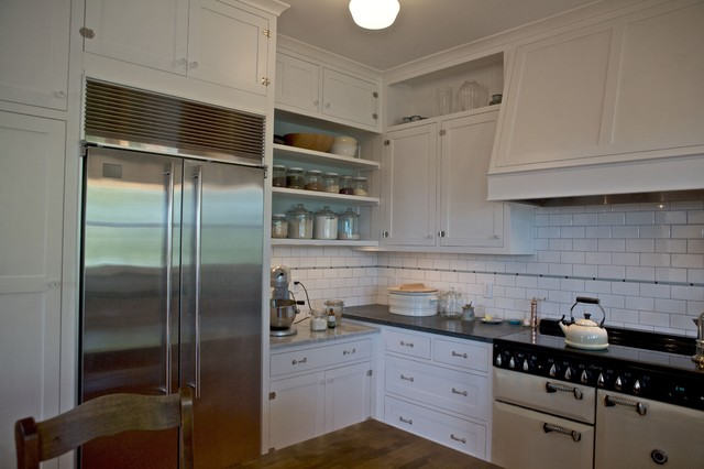 Traditional Kitchen Seattle By Seattle Custom Cabinets