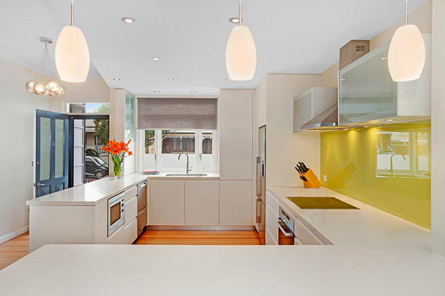 Balmain Terrace Contemporary Kitchen Sydney By Santamaria Design