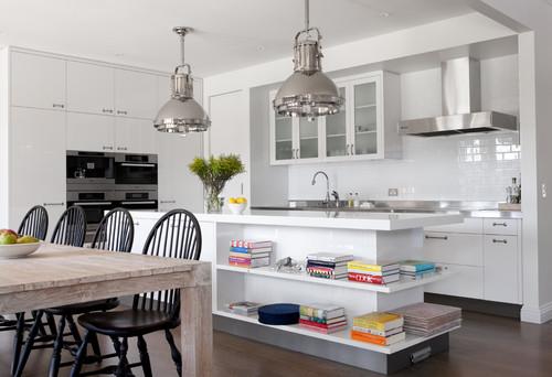 Traditional Kitchen by Melbourne Interior Designers & Decorators Diane Bergeron Interiors