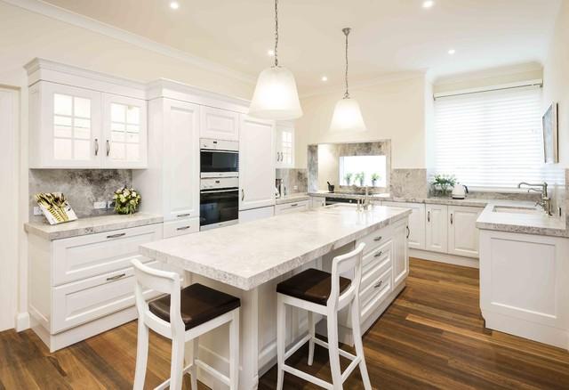 Baltimora Kitchen in Toorak - Classico - Cucina - Melbourne - di ...