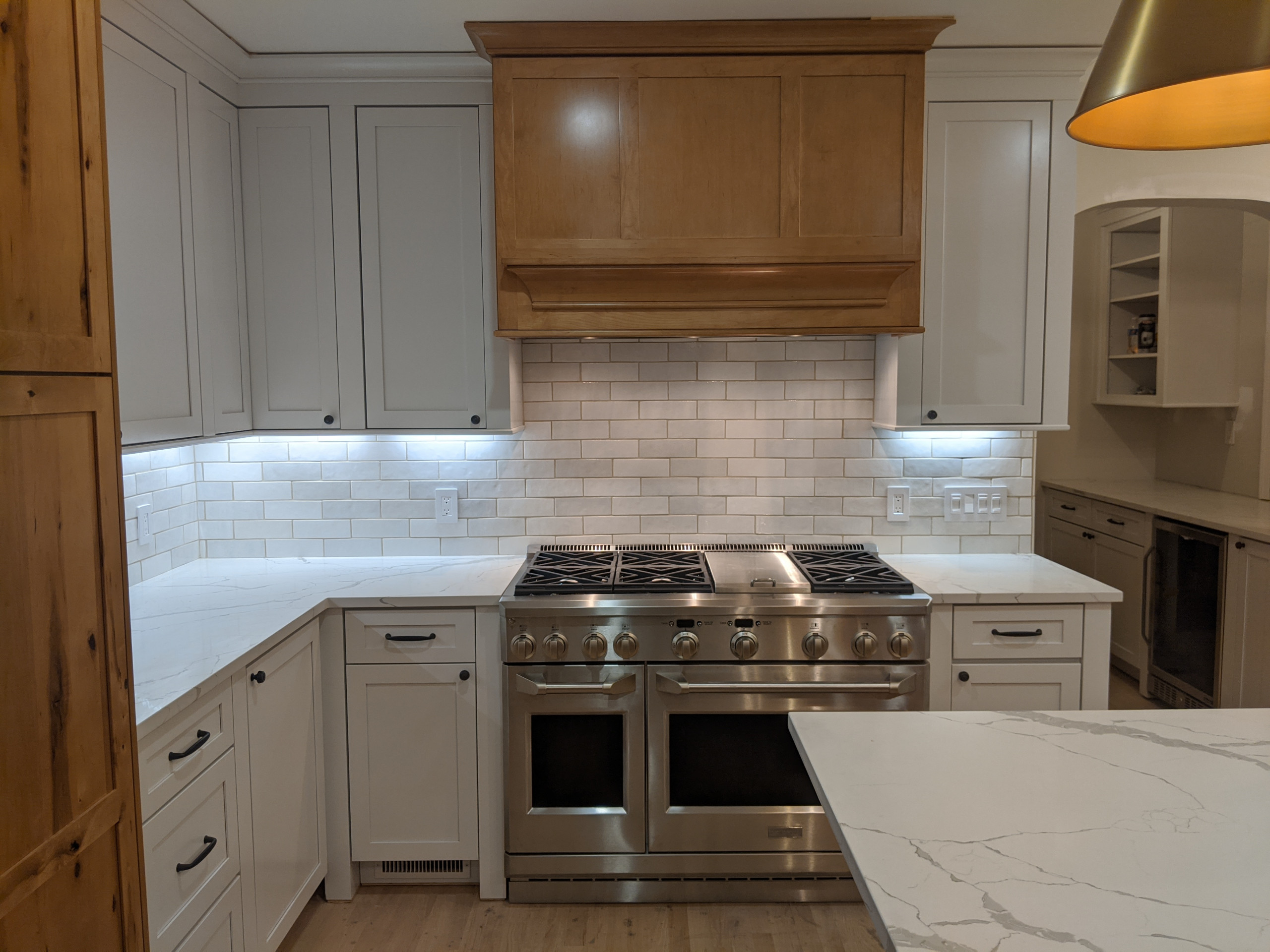 Baltimore Kitchen Remodel in the Homeland Neighborhood