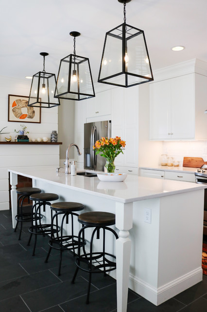 Baltimore Row Home Kitchen Remodel