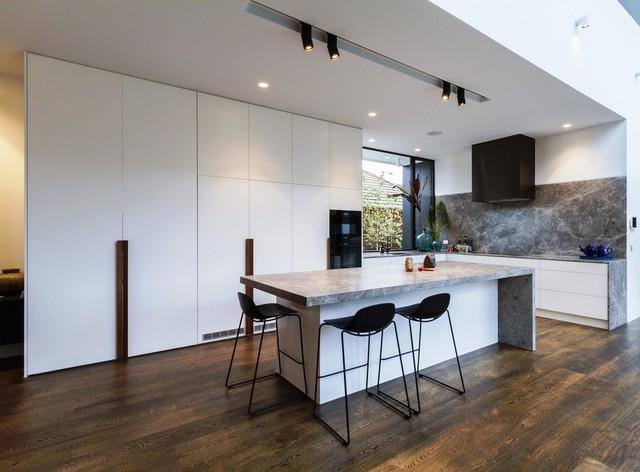Balwyn North Whole House modern-kitchen