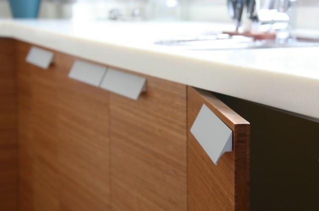 bamboo cabinet modern-kitchen