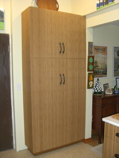 Bamboo kitchen cabinets for Bamboo kitchen cabinets australia