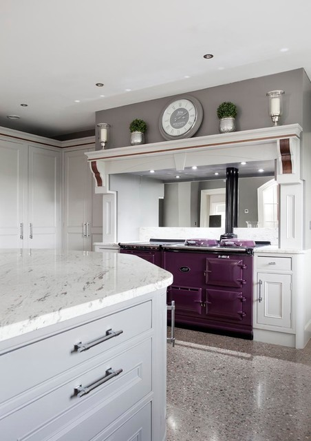 Banbridge 50th Traditional Kitchen Belfast By Wrights Design House
