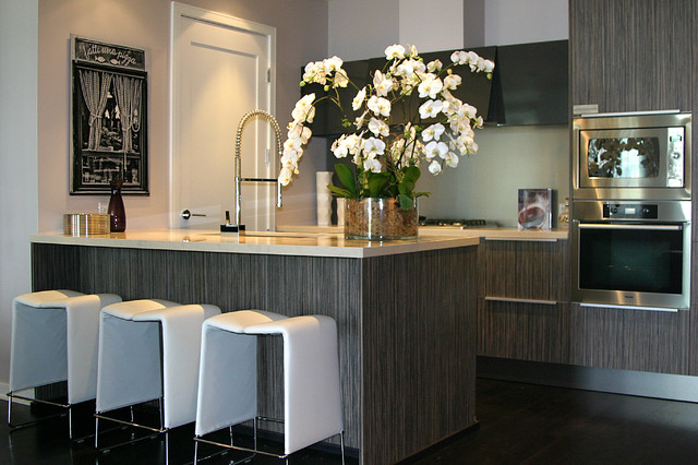 B&B Italia Suite - Millenium Water contemporary-kitchen