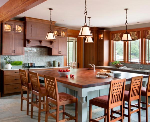 B&G CABINETS NEWBURYPORT MA traditional-kitchen