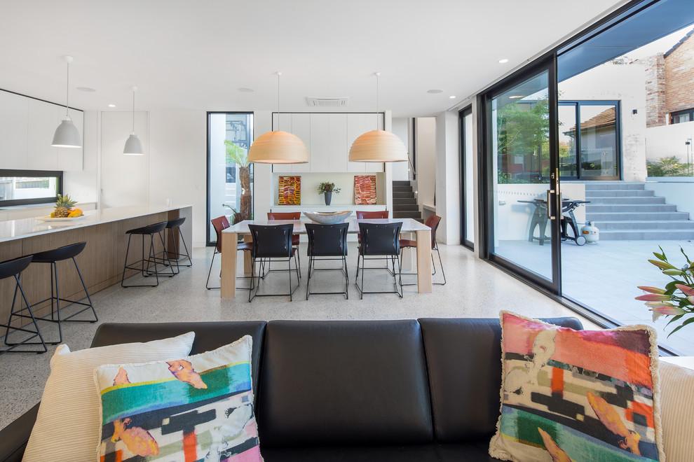 Banks St - Contemporary - Kitchen - Canberra - Queanbeyan ...