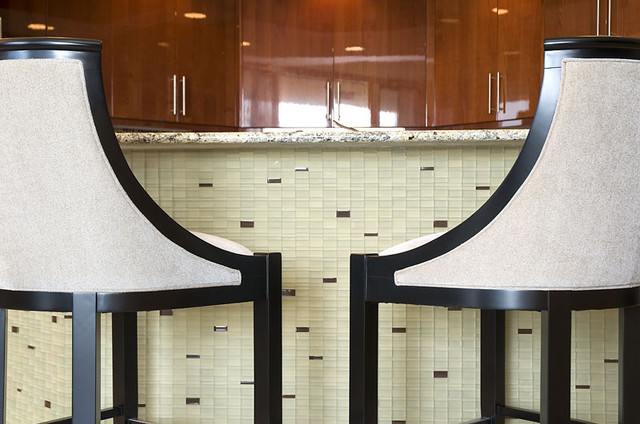Bar eclectic-kitchen