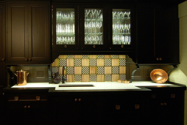 Bar Remodel traditional-kitchen