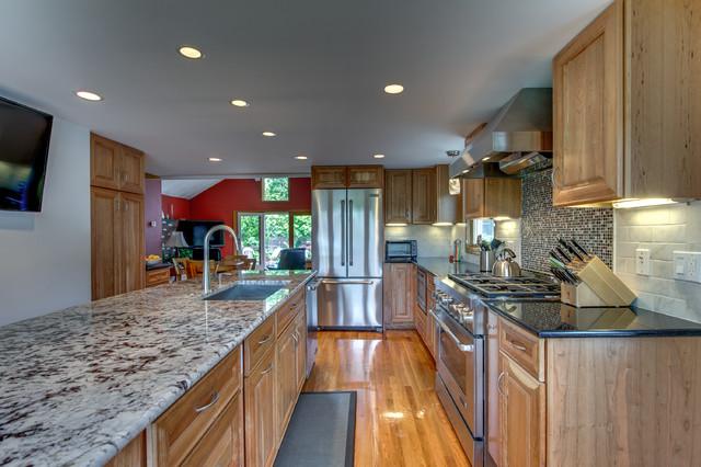 Barbara's Dream Kitchen traditional-kitchen
