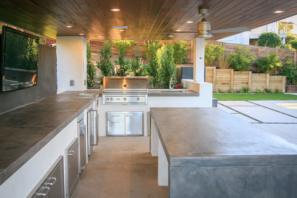 Barbecue Outside   Luxurious Outdoor Living for Private ...