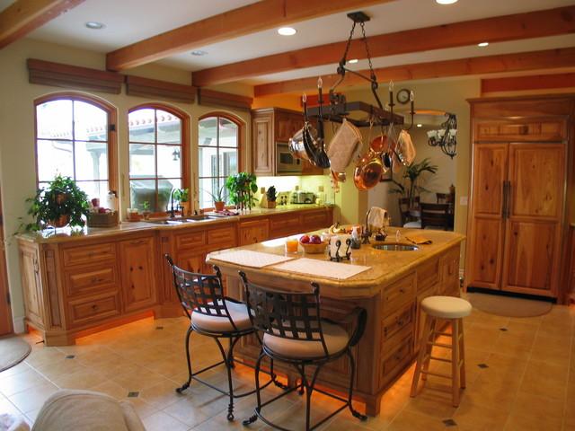 Barber Builder's traditional-kitchen