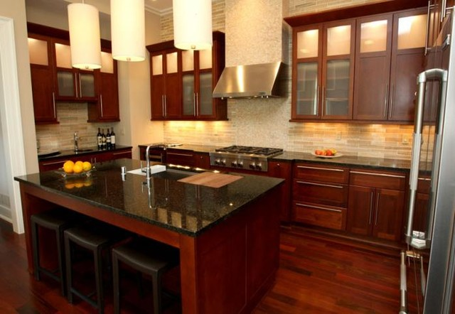 barber cabinet co contemporary kitchen cabinets