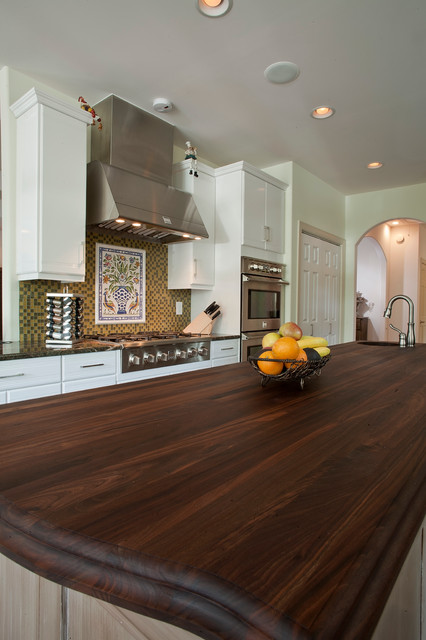 Barefoot Projects traditional-kitchen