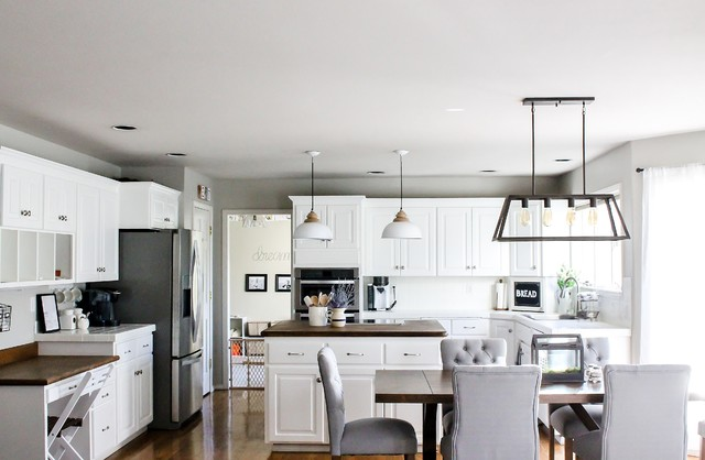 Barge Court - Farmhouse - Kitchen - Other - by CM Fresh Perspectives