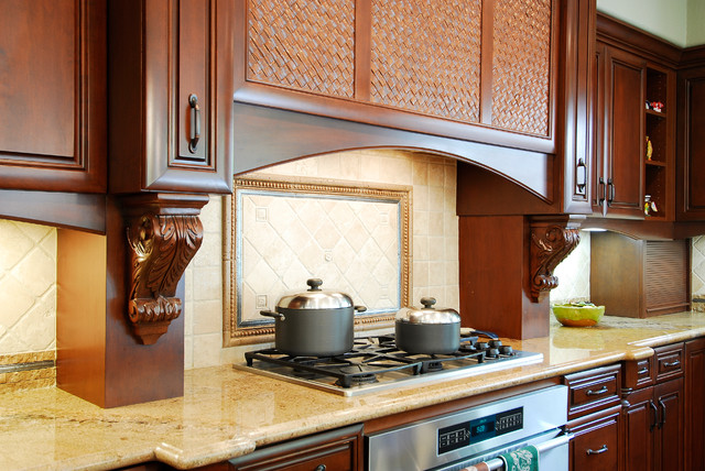 Barkstone traditional-kitchen
