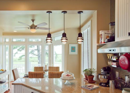 Barn Light Kitchens and Dining Rooms contemporary-kitchen