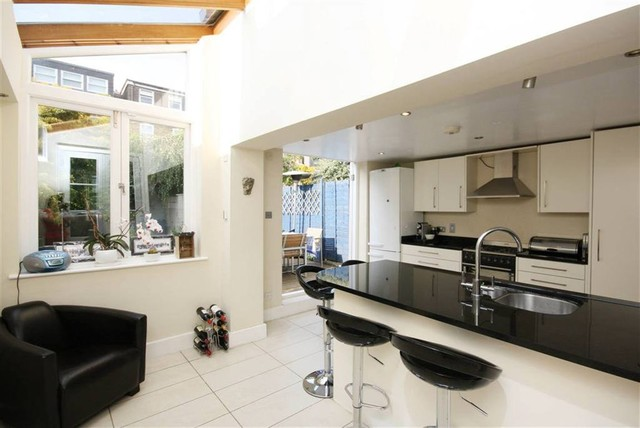 Barnes Side Return Contemporary Kitchen London By