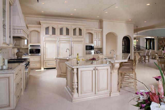Barnhardt Residence mediterranean-kitchen