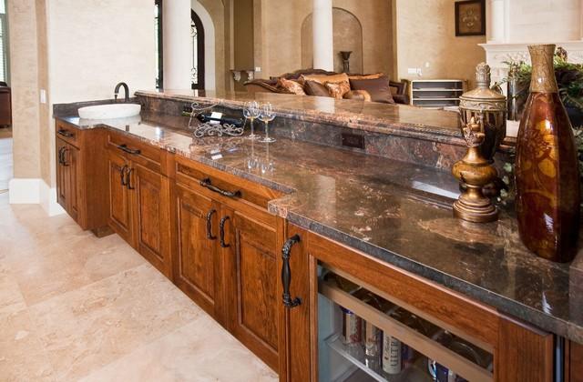 Barrett House Kitchen traditional-kitchen
