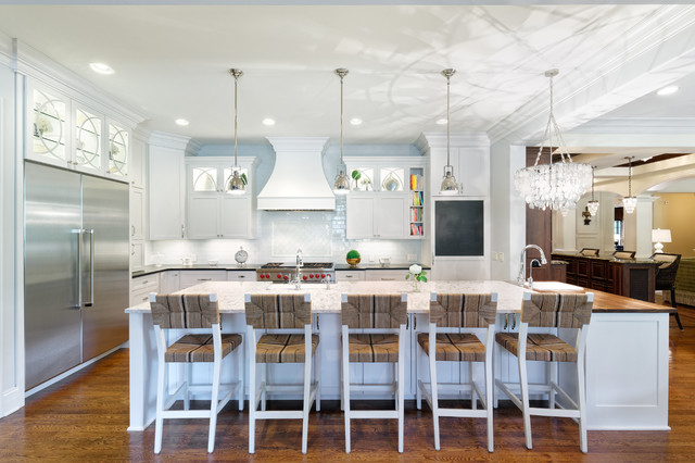 Light and Airy Kitchen Remodel traditional kitchen