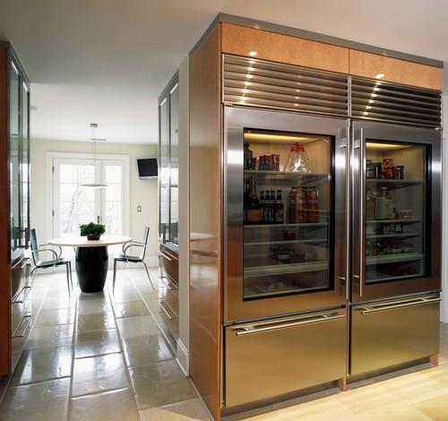 Finaste huset kylsk p med glasd rr for Kitchen design unlimited