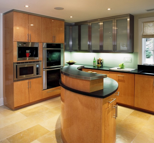 houzz modern kitchen cabinets barrington kitchen renovation contemporary 16636